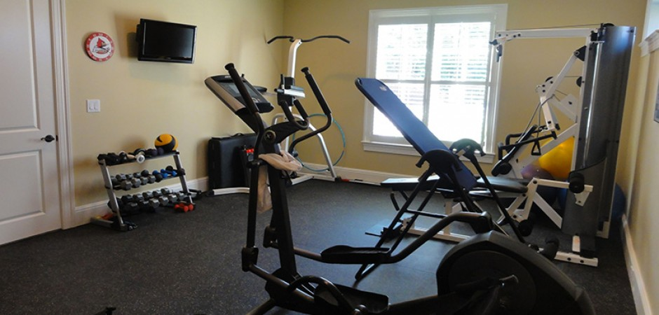 In-Home-Gym-Construction